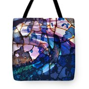 Songs And Colours  Tote Bag