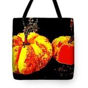 Sonic Pumpkins Tote Bag
