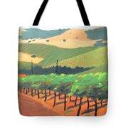 Sonoma Vinyard Tote Bag