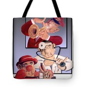 Sons Of Gs Bolivoufs Tote Bag
