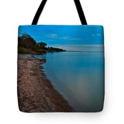 Soothing Shoreline Tote Bag