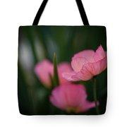 Sordid Poppies Tote Bag