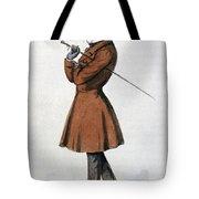 Soren Kierkegaard Tote Bag