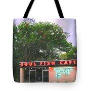 Soul Fish Tote Bag