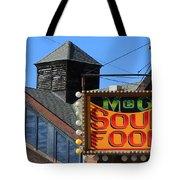 Soul Food Tote Bag