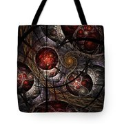 Soul Of Osiris Tote Bag