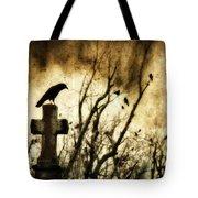 Soulful Crow Tote Bag