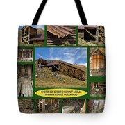 Sound Democrat Mill Compilation Tote Bag