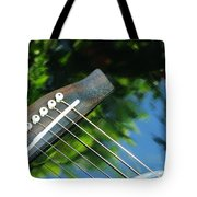 Sound Of Nature Tote Bag