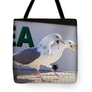 Sound Off Tote Bag