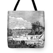 South Africa, C1780 Tote Bag