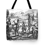 South Africa: Hottentot Tote Bag