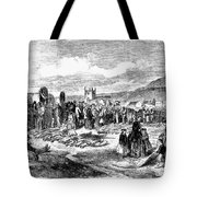 South Africa: Ivory Trade Tote Bag