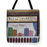 South Bronx - New York City Tote Bag