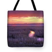 South Carolina Tidal Marshes Tote Bag