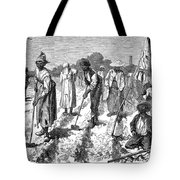 South: Cotton Planting Tote Bag by Granger