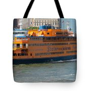South Ferry Water Ride1 Tote Bag