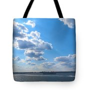 South Ferry Water Ride14 Tote Bag
