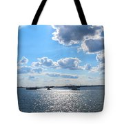 South Ferry Water Ride15 Tote Bag