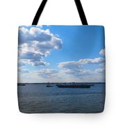 South Ferry Water Ride17 Tote Bag
