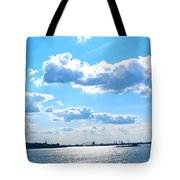 South Ferry Water Ride19 Tote Bag