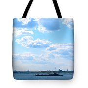 South Ferry Water Ride21 Tote Bag