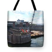 South Ferry Water Ride23 Tote Bag