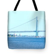 South Ferry Water Ride25 Tote Bag