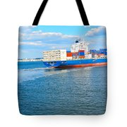 South Ferry Water Ride27 Tote Bag