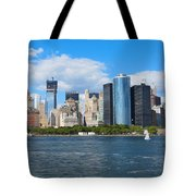South Ferry Water Ride5 Tote Bag
