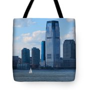 South Ferry Water Ride7 Tote Bag