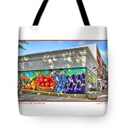 South Haven Storefronts Tote Bag