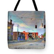 South Main Street Memphis Tote Bag