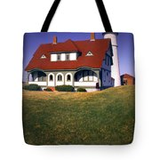 South Portland Lighthouse Tote Bag