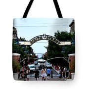 South Street - Philadelphia Tote Bag by Bill Cannon