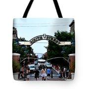 South Street - Philadelphia Tote Bag
