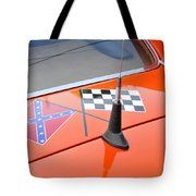 Southern Racing Flags Tote Bag