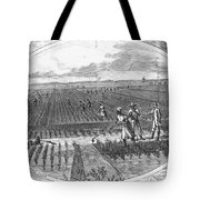 Southern Rice Field Tote Bag