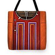 Southwest Architecture Tote Bag