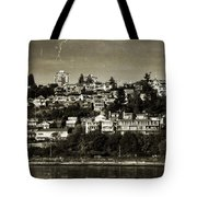 Souvenirs White Rock Bc Tote Bag