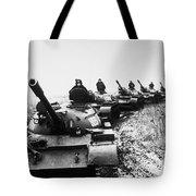 Soviet Tanks, 1978 Tote Bag