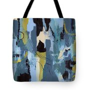 Spa Abstract 1 Tote Bag by Debbie DeWitt