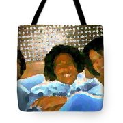 Spa Divas Tote Bag