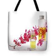 Spa Set With Copy Space Tote Bag
