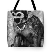Space Monkey: Baker, 1979 Tote Bag