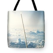 Space Shuttle Challenger Tote Bag