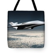 Space Transport Tote Bag