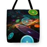 Space Travel In 2112 Tote Bag