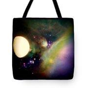 Space Vision Tote Bag