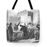 Spain: Abolitionists, 1869 Tote Bag by Granger